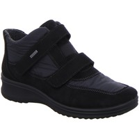 Schuhe Damen Stiefel Ara Stiefeletten MÜNCHEN 12-48505-61 schwarz