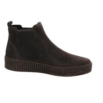 Gabor Stiefeletten 53.731-19 grau - Schuhe Boots Damen 9995