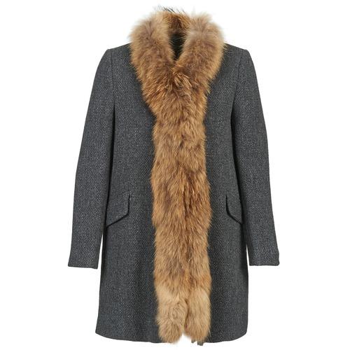 Kleidung Damen Mäntel Stella Forest STILAN Grau