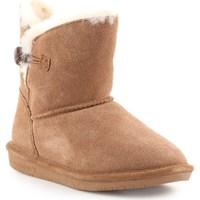 Schuhe Damen Schneestiefel Bearpaw Rosie Hickory II Braun