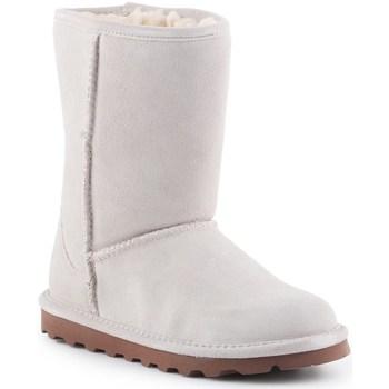 Schuhe Damen Schneestiefel Bearpaw Elle Beige