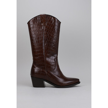 Schuhe Herren Boots Lol 6660-11 Braun