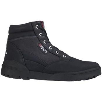 Schuhe Herren Sneaker High Kappa Bonfire Schwarz