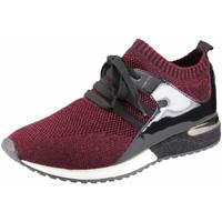 Schuhe Damen Sneaker Low La Strada 1816936-4531 rot
