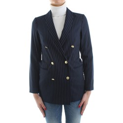 Kleidung Damen Jacken / Blazers Scotch & Soda 152716 Blau