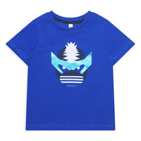 Kleidung Mädchen T-Shirts Esprit ENORA Blau