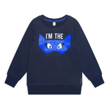 Kleidung Mädchen Sweatshirts Esprit ELONA Marine