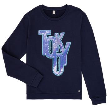 Kleidung Mädchen Sweatshirts Esprit ERIN Marine