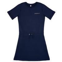 Kleidung Mädchen Kurze Kleider Esprit EDEN Marine