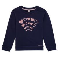 Kleidung Mädchen Sweatshirts Esprit ESTER Marine