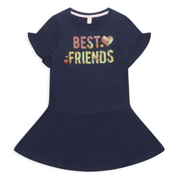 Kleidung Mädchen Kurze Kleider Esprit EDINA Marine