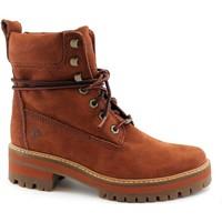 Schuhe Damen Low Boots Timberland TIM-I19-A23VA-RU Marrone