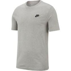 Kleidung Herren T-Shirts Nike Nsw Club Tee Grau