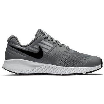Schuhe Kinder Laufschuhe Nike Star Runner GS Grau