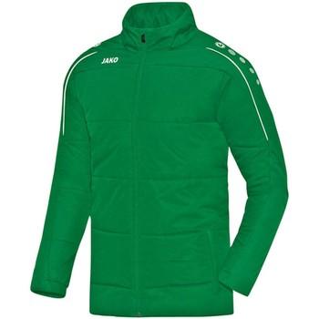 Kleidung Jungen Jogginganzüge Jako Sport Classico Coachjacke Kids Grün F06 7150 Other
