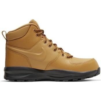 Schuhe Kinder Boots Nike Manoa Ltr GS Beige