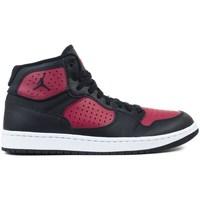 Schuhe Herren Basketballschuhe Nike Jordan Access Schwarz, Rot
