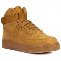 Schuhe Kinder Sneaker High Nike Air Force 1 High LV8 3 Honigfarbig