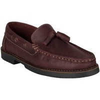 Schuhe Herren Slipper Purapiel 61688 BORDEAUX