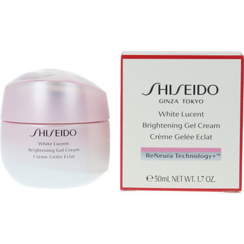 Beauty Damen pflegende Körperlotion Shiseido White Lucent Brightening Gel Cream  50 ml