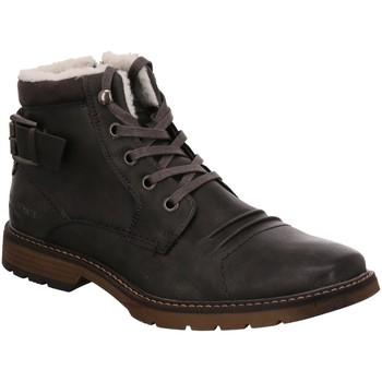 Schuhe Herren Boots Supremo 7981901 coal braun