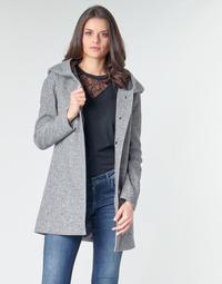Kleidung Damen Mäntel Moony Mood SOLINE Grau
