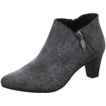Schuhe Damen Stiefel Gerry Weber Stiefeletten Laura 04-Stiefelette G39204 Mi832 152 grau