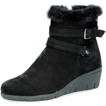 Schuhe Damen Stiefel Caprice Stiefeletten  99 26452 21 008 schwarz
