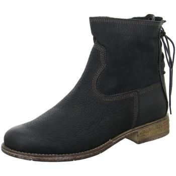 Schuhe Damen Stiefel Josef Seibel Stiefeletten SIENNA 01-Stiefelett 99601770/600 schwarz