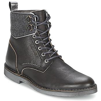 Schuhe Herren Boots Cristiano Ronaldo CR7 GRUNGE 04 Schwarz