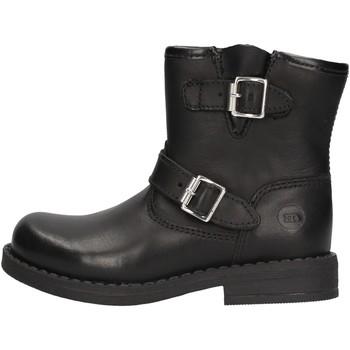 Schuhe Jungen Boots Melania - Tronchetto nero ME2806D9I.A NERO