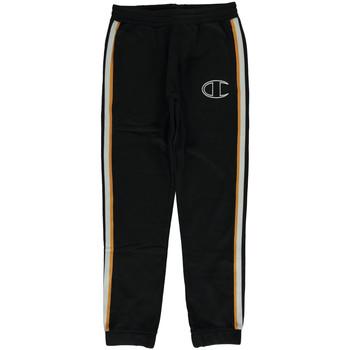 Kleidung Jungen Jogginghosen Champion - Pantalone nero 305060-KK004 NERO