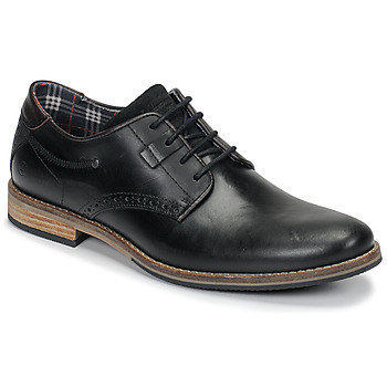 Schuhe Herren Derby-Schuhe André ROLL Schwarz