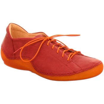 Schuhe Damen Derby-Schuhe & Richelieu Think Schnuerschuhe Kapsl 86062-7400 rot