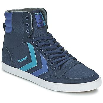 Sneaker High Hummel TEN STAR WAXED CANVAS HI