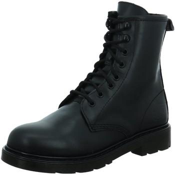 Schuhe Damen Boots Dockers by Gerli Stiefeletten 45EN201100100 schwarz