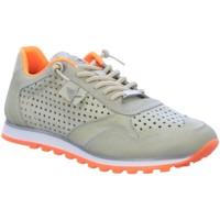 Schuhe Damen Sneaker Low Cetti C848 beige