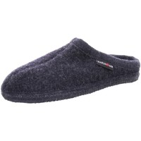 Schuhe Herren Hausschuhe Haflinger 611001 grau