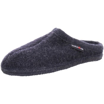 Schuhe Herren Hausschuhe Haflinger Alaska 611001-77 grau