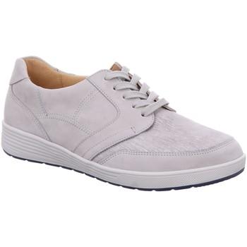 Schuhe Damen Sneaker Low Ganter Schnuerschuhe 7-208142-6000 grau