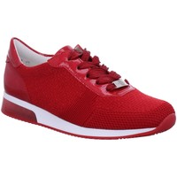 Schuhe Damen Sneaker Low Ara Schnuerschuhe 1224069-07 rot