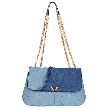Taschen Damen Umhängetaschen Lollipops JUSTIN Blau
