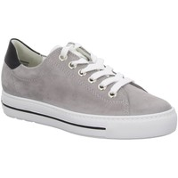 Schuhe Damen Sneaker Low Paul Green  grau