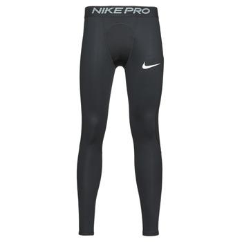 Kleidung Herren Leggings Nike M NP TGHT Schwarz / Weiss