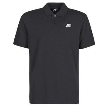 Kleidung Herren Polohemden Nike M NSW CE POLO MATCHUP PQ Schwarz / Weiss