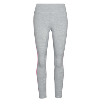 Kleidung Damen Leggings Nike W NIKE ONE TGHT CROP NOVELTY Grau / Rose / Schwarz