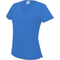 Kleidung Damen T-Shirts Awdis JC006 Saphirblau