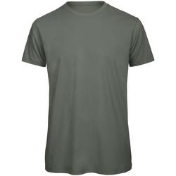 Kleidung Herren T-Shirts B And C TM042 Mellennial Khaki