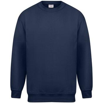 Kleidung Herren Sweatshirts Absolute Apparel Magnum Marineblau
