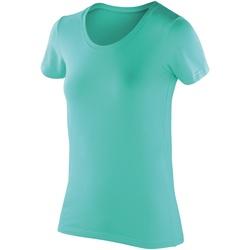 Kleidung Damen T-Shirts Spiro SR280F Pfefferminz